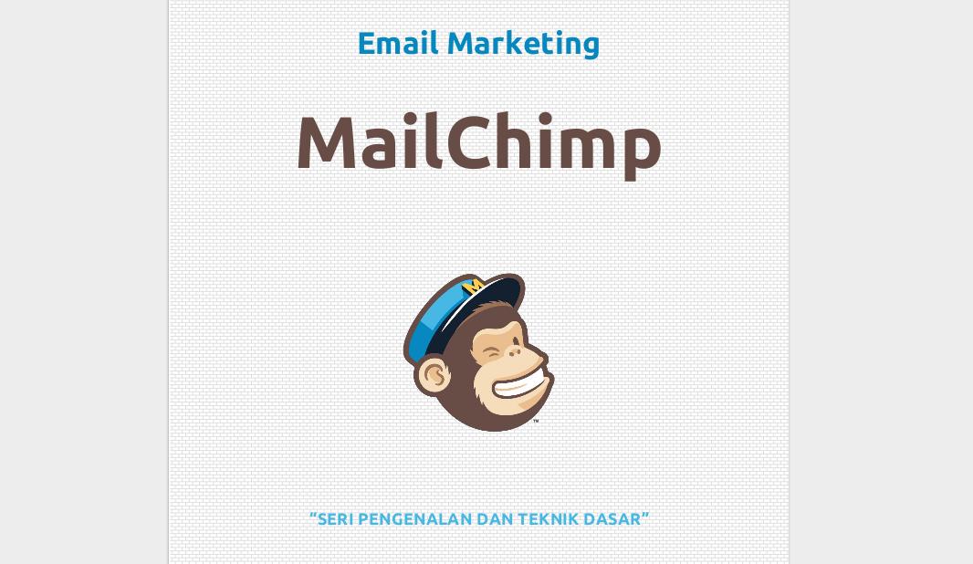 Ebook Email Marketing MailChimp