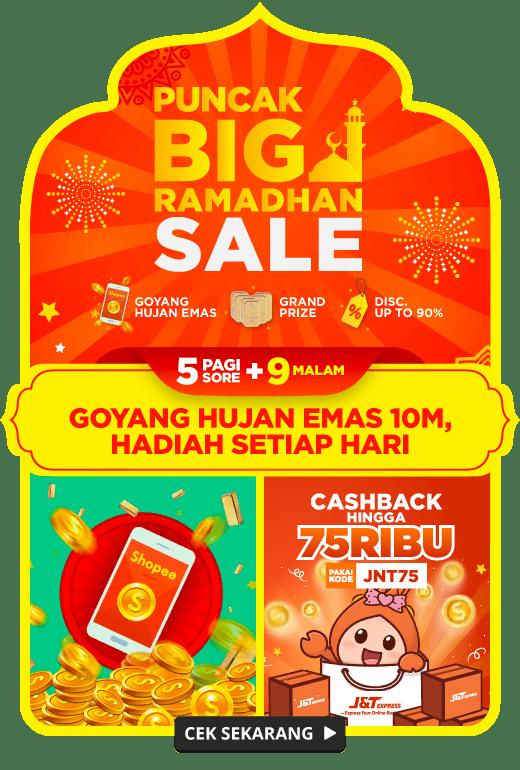 Shopee Big Shale Ramadhan