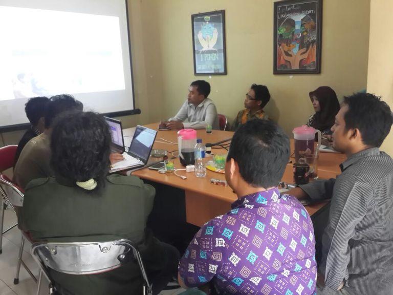 Tingkatkan Kapasitas Jurnalis Hutan, JPIK Jatim Gunakan Website