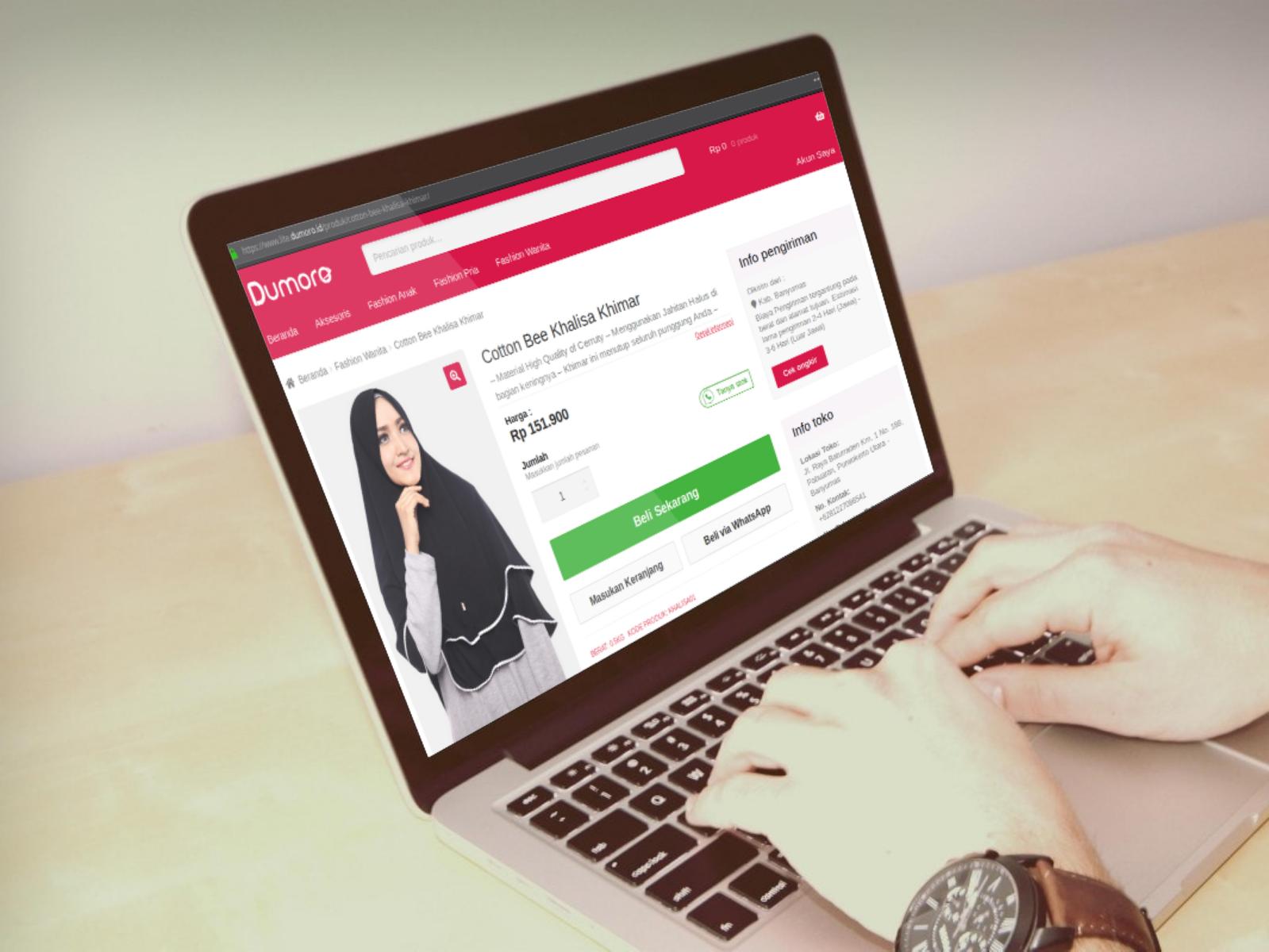 Jasa Pembuatan Website Toko Online di Purwokerto - Web ...
