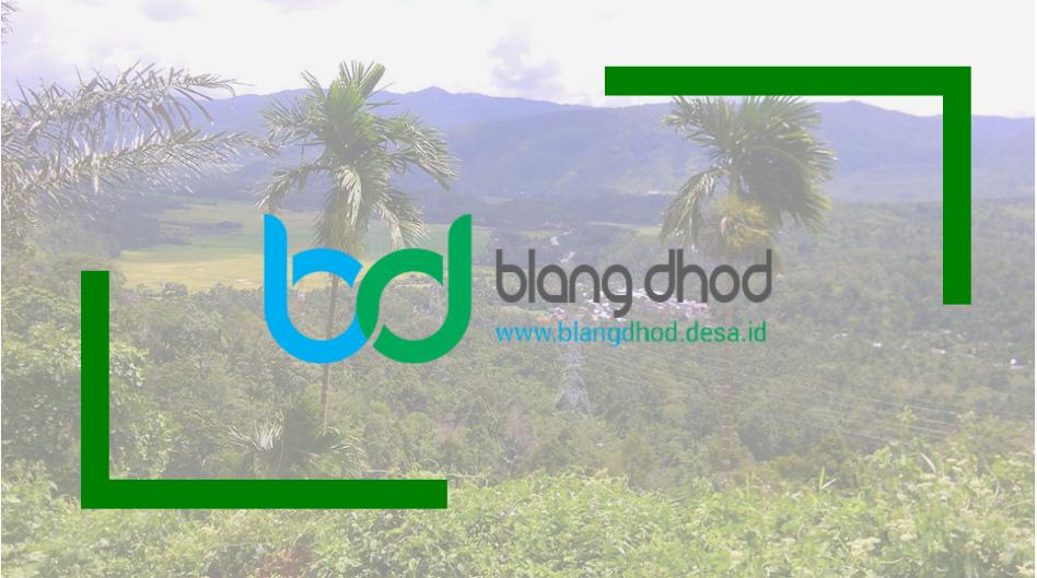 Desa Gampong Blang Dhod